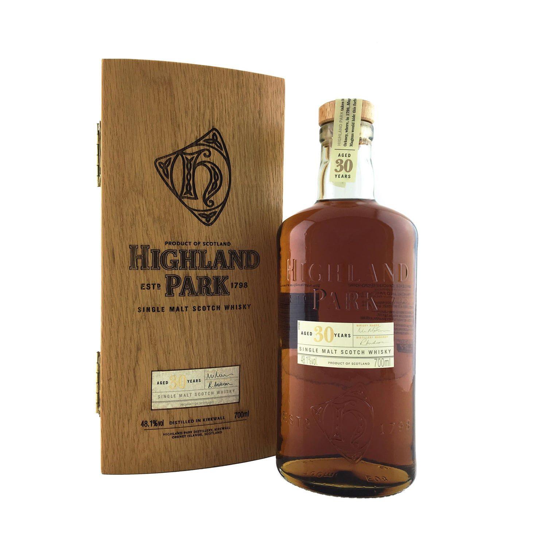 849fb7825ac Highland Park 30 Year Old 700ml 48.1% - The Old Barrelhouse