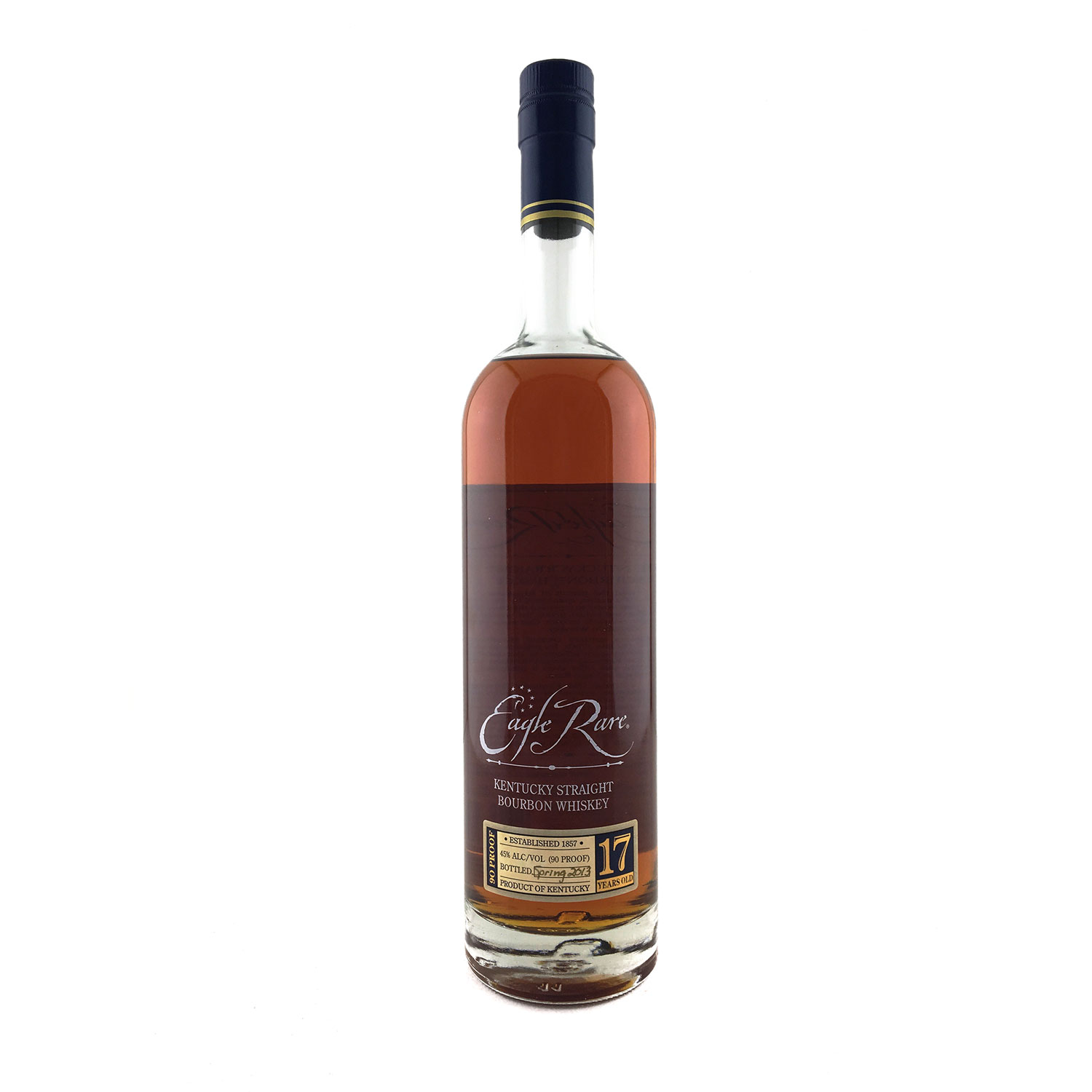 cd3de369f2b 2013 Eagle Rare 17 Year Old Bourbon 750ml 90 Proof (45.0%) Buffalo Trace at  their very best.