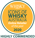 Icons of whisky award 2020