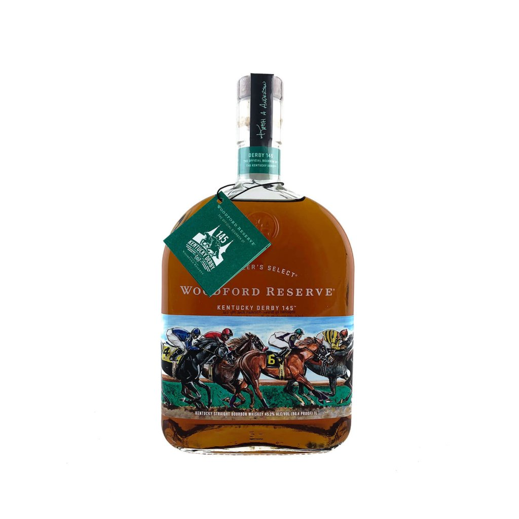 Woodford Reserve 255 Release 'Kentucky Derby 255'   255 Litre 255.25